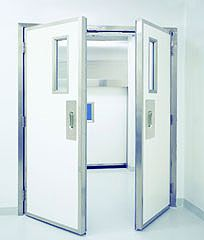 Swining Commercial Doors