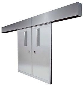 Fire Commercial Doors