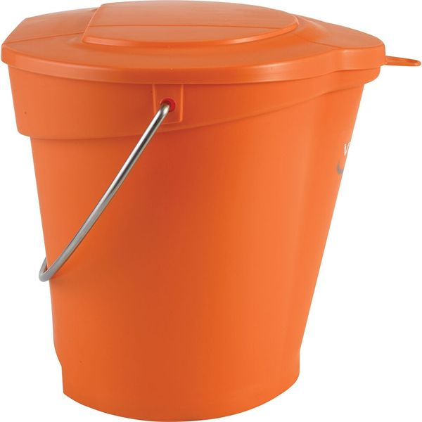 5688 Food Grade Plastic Buckets Reusable Containers