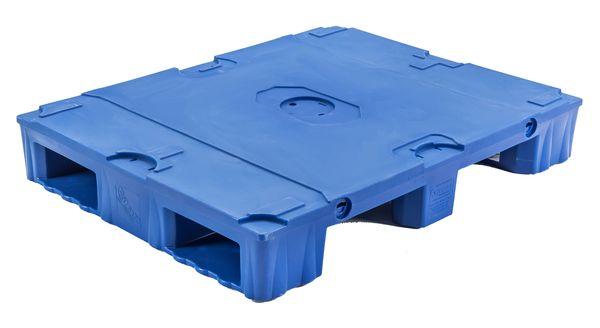 P4736s47 2ssw Berry Rackable Plastic Pallet Plastic Skid