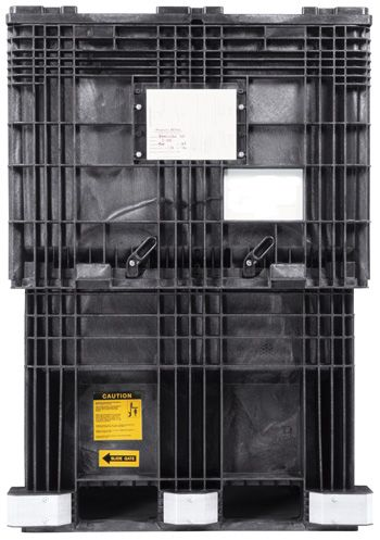 Centerflow Bulk Containers Plastic Totes Daco Corp