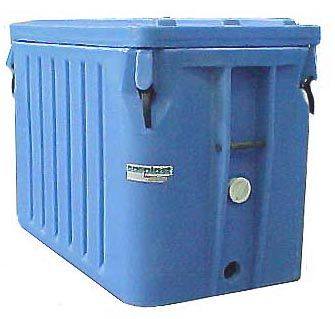 Dx310 Half Tote Insulated Containers Reusable Containers
