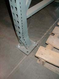 Pallet Rack Repair by Daco