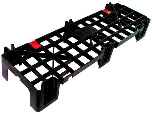 Fast Lock Modular Plastic Pallets Plastic Skids Daco Corp