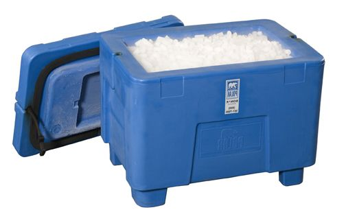 PB02 Insulated Dry Ice Containers | Reusable Containers | DACO Corp