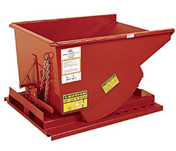 Sdhh025 Heavy Duty Steel Self Dumping Hoppers Daco