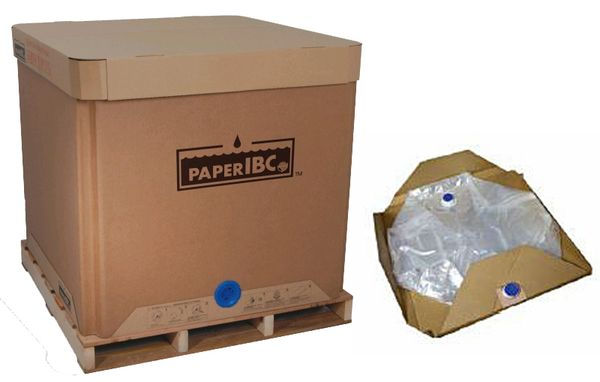 Ibc 275g Paper Ibc Container Bulk Containers Daco