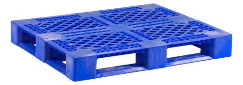 Racx Blue Fda Rackable Plastic Pallets Plastic Skids