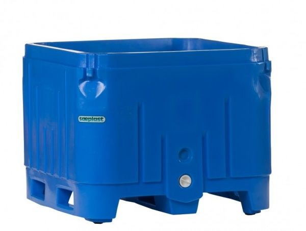 Dx327 Full Sized Insulated Container Box Fish Totes Daco