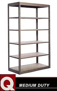 q7m4836 4 boltless shelving pallet racking repair daco. Black Bedroom Furniture Sets. Home Design Ideas