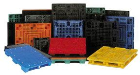 Offering a variety of Plastic Pallets