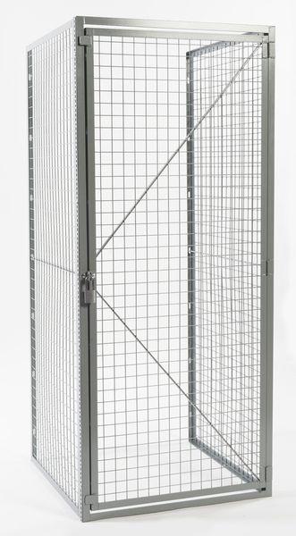 Wire Storage Lockers Wire Enclosures Daco Corp