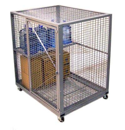 Merveilleux Personnel Wire Storage Lockers