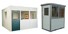 Modular Offices & Guardhouses