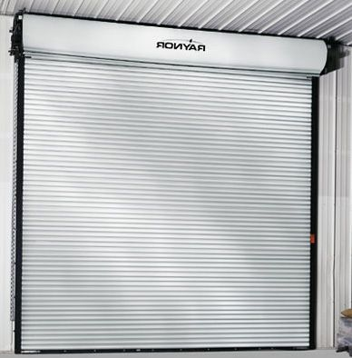 Duracoil Select Coiling Commercial Overhead Roll Up Doors