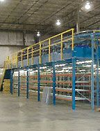 Process / Equipment Access Platform Mezzanine