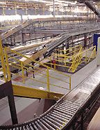 Process / Equipment Access Platform Steel Mezzanine