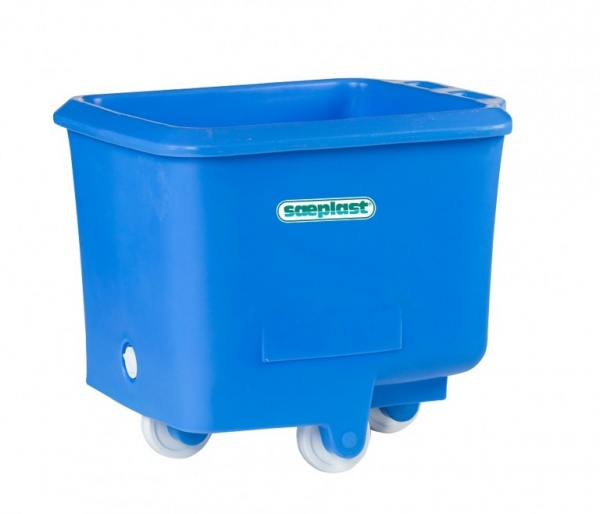 D201 - Insulated Dump Tub Bulk Containers - without Dump Brackets