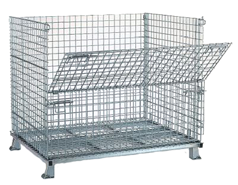 Wire Bulk Containers available at DACO