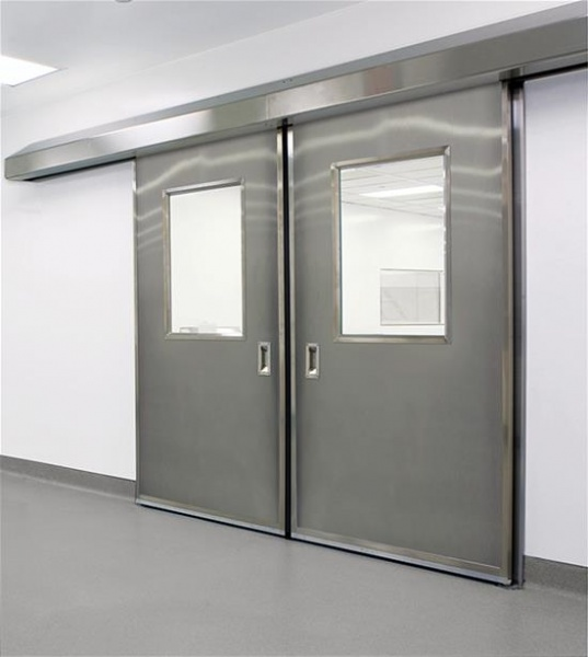 Excel 1270ss Bi Parting Manual Commercial Doors Daco
