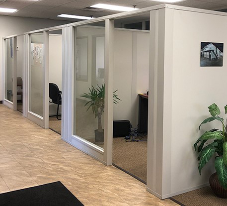 Modular Office Wall Partitions