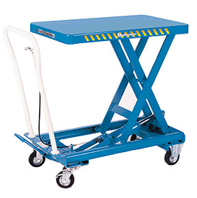 BX-15 - Mobile Hydralic Scissor Lift Tables