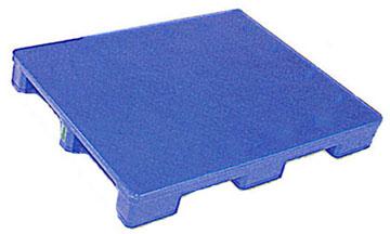 Rackable Plastic Pallets | Plastic Skids | DACO Corp