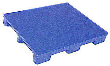Rackable Plastic Pallets available at DACO