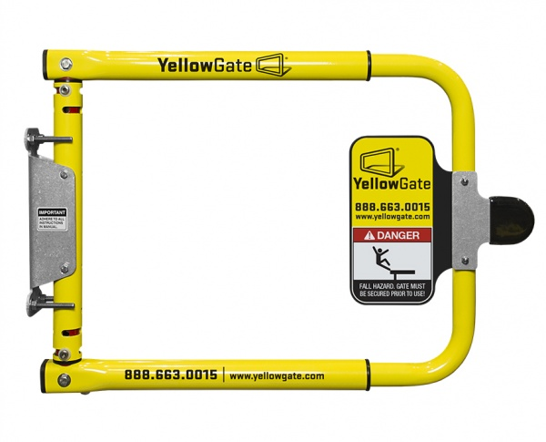 YellowGate Safety Swing Gate