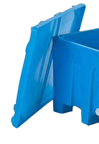 Lid for Sani-Box Bulk Container