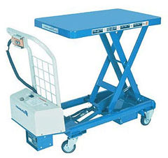 BX & BXB Mobile Lift Tables
