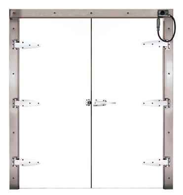 413D - Double Infitting - Meta Cooler / Freezer Commercial Doors