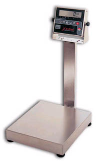 EB-60-205 - Stainless Steel Industrial Platform Scales