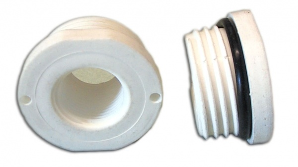 C015 Drain Plug Adapter for D & DX Series Insulated Containers