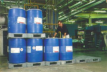 40x48 Structo Cell Drum Plastic Pallets Plastic Skids Daco