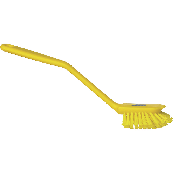 4237 - Dish Brush with Scraper - Medium