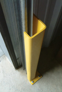 "36"" Right Hand Track Guards"