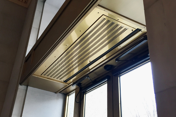 CHD Air Curtain
