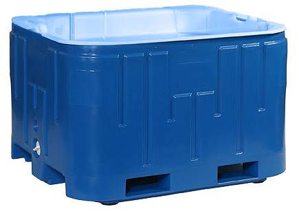 Ice Tray For Display Insulated Container Bulk Containers