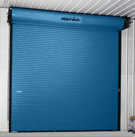 DuraCoil™ - Standard Coiling Commercial Overhead Roll Up Doors