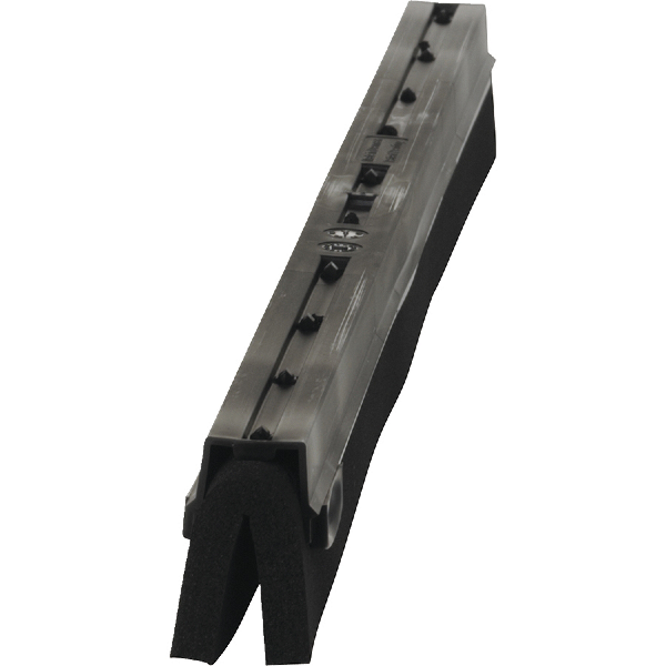 "77739 - 20"" Black Refill Blade for Double Blade Foam Squeegees"