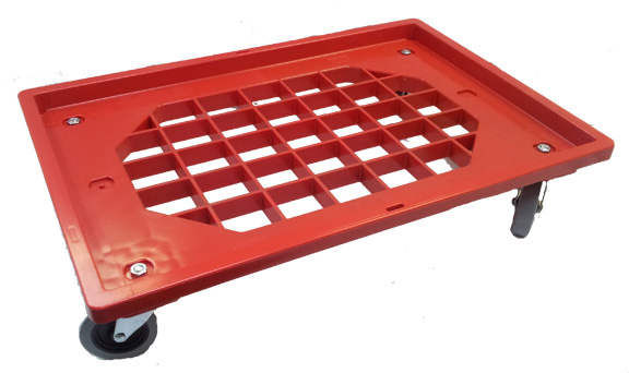 Plastic Dolly for 25x14 and Smaller Plastic Bins
