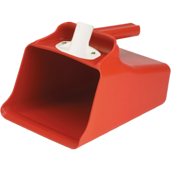 6552 - Mega Plastic Floor Scoop (Dipper Version)