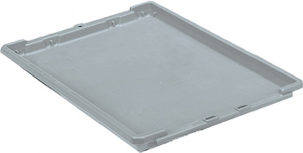 DL242012 - Detached Lid Stack &  Nest Container