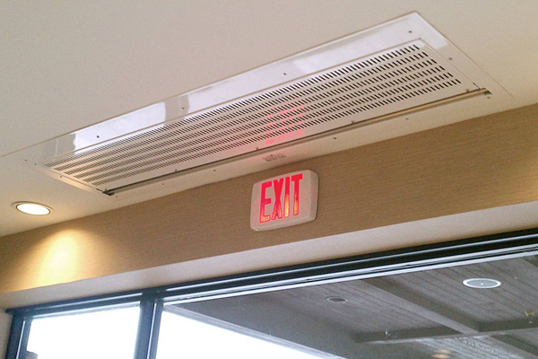 CLD Air Curtain