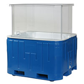 IB2100 Display Insulated Container