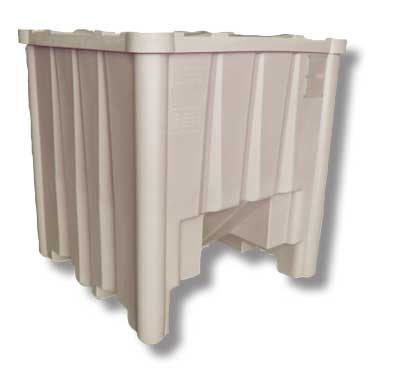 8097 45 Degree Plastic Hopper Bin | Bulk Containers | DACO Corp