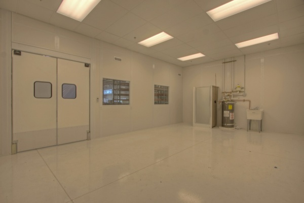 Modular Office Clean Room