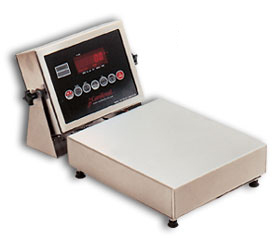 EB-30-210 - Stainless Steel Industrial Bench Scales