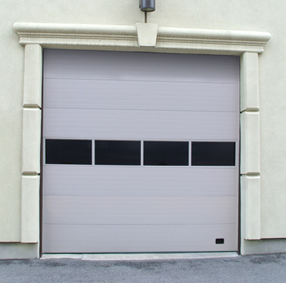 Sectional Commercial Overhead Roll Up Doors Available At DACO
